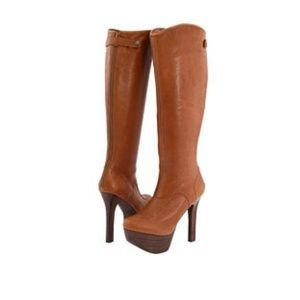 Jessica Simpson Tessie leather boots